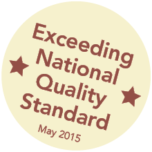 Stafford Kindy - Exceeding National Quality Standard